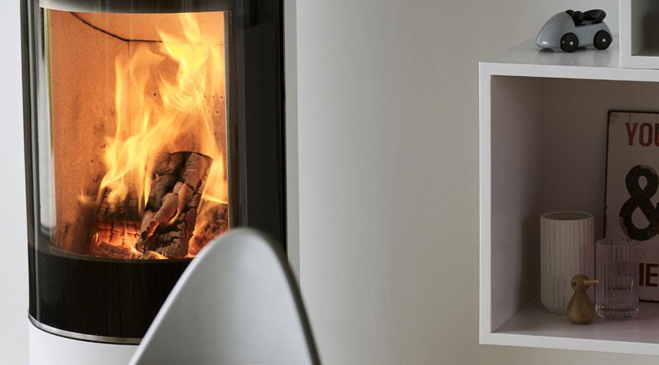 Klargør din brændeovn til vintersæsonen
