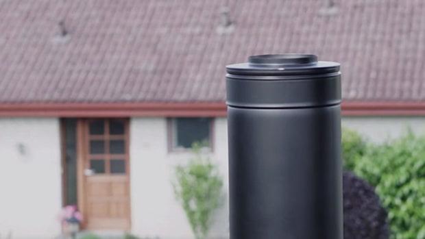 Røgsuger til stålskorsten - køb online hos Pejseringen